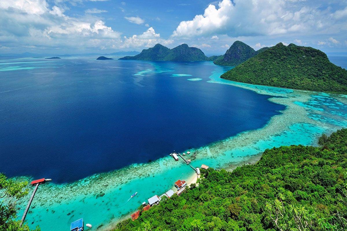 Đảo Borneo