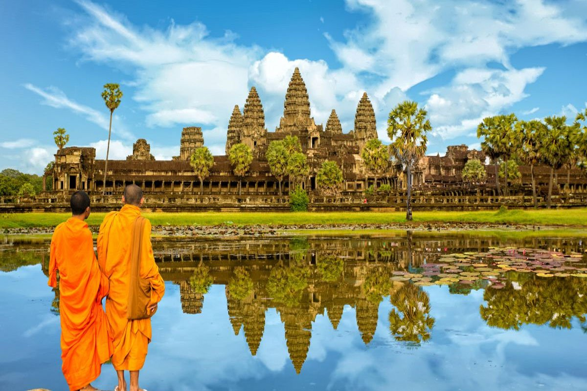 Tín ngưỡng của Campuchia