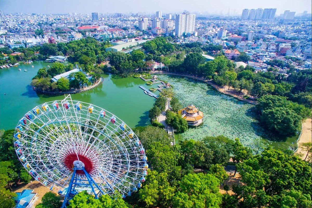 Công viên Đầm Sen