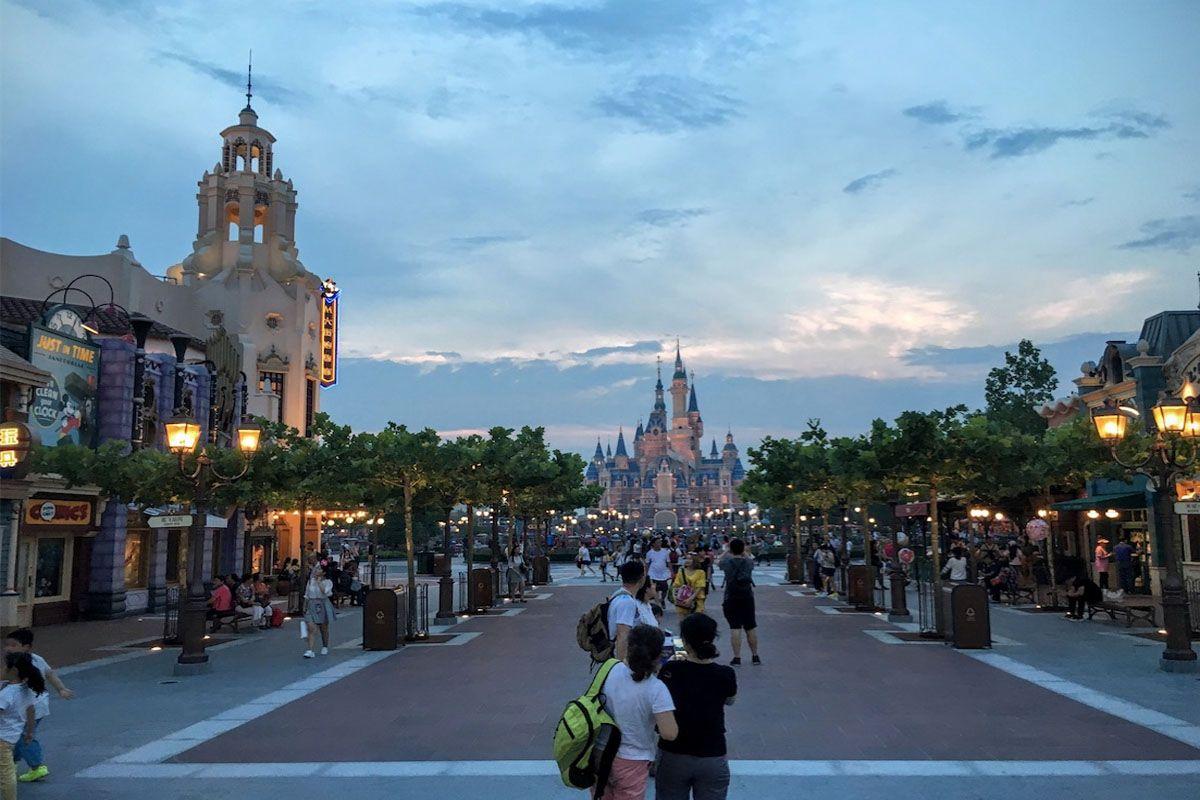 Đại lộ Mickey