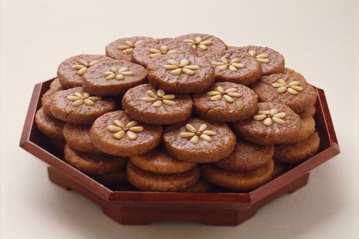 Bánh quy ngọt Hàn Quốc