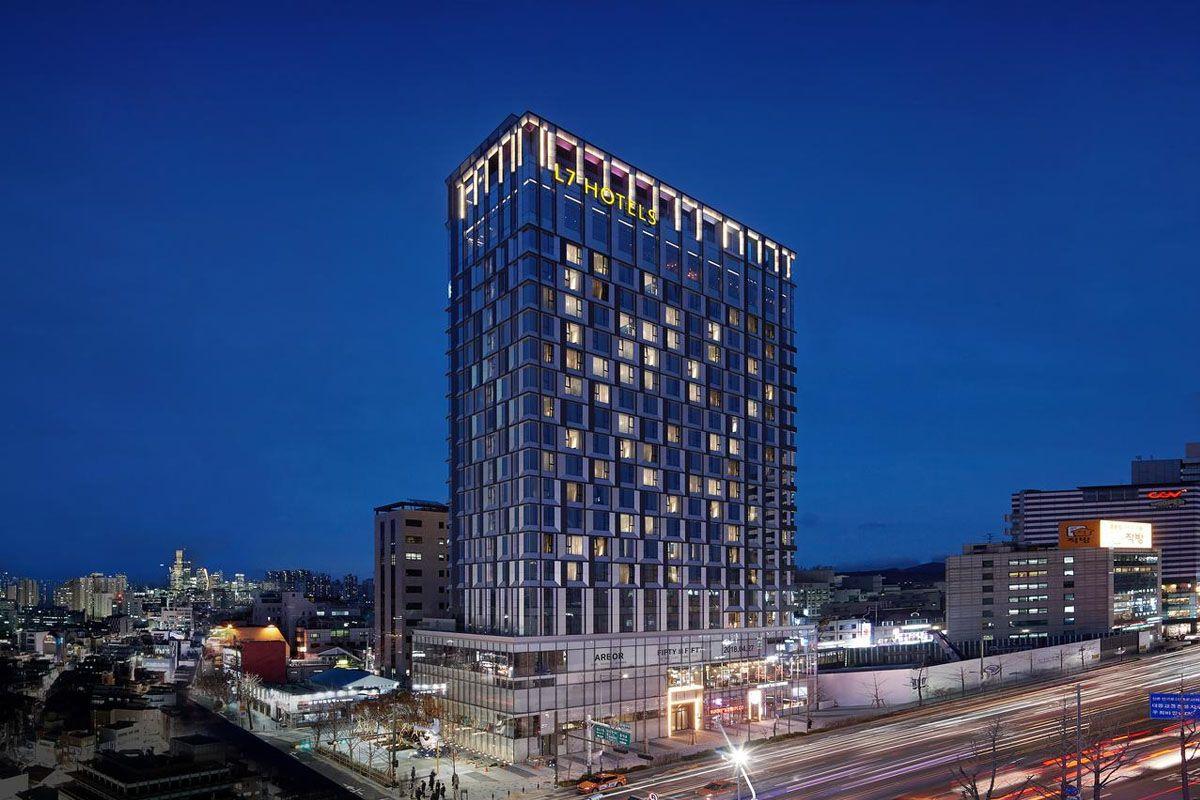 Khách sạn L7 Hongdae