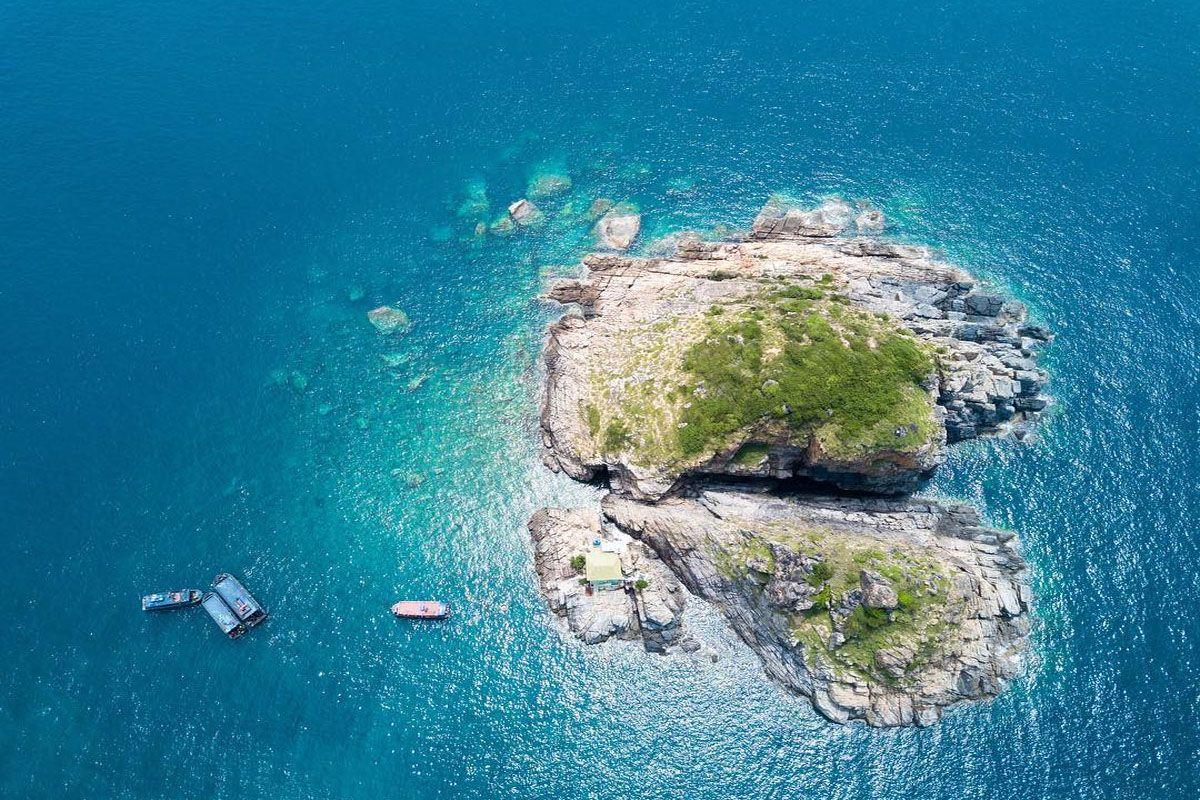 Biển hòn Mun