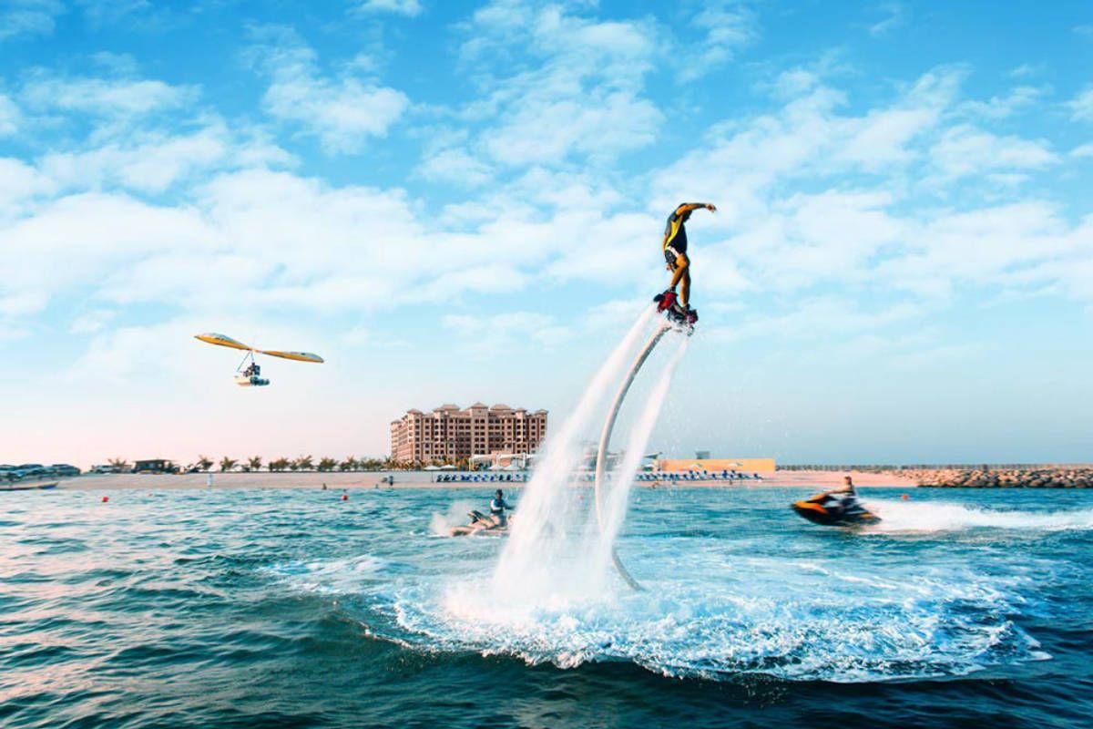 Công viên SeaBreeze Water - Sports