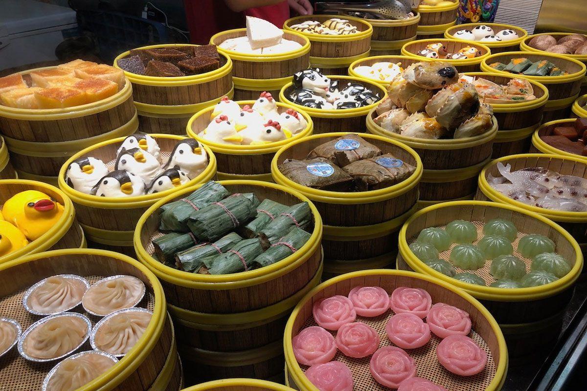 Ẩm thực Thượng Hải rất tinh tế
