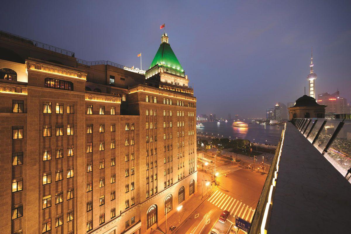 Khách sạn Fairmont Peace