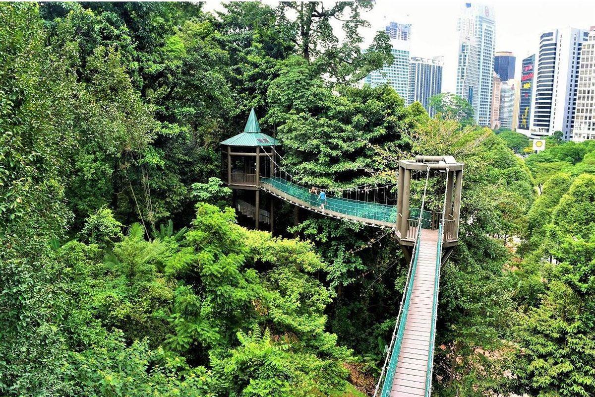 Công viên sinh thái rừng Kuala Lumpur