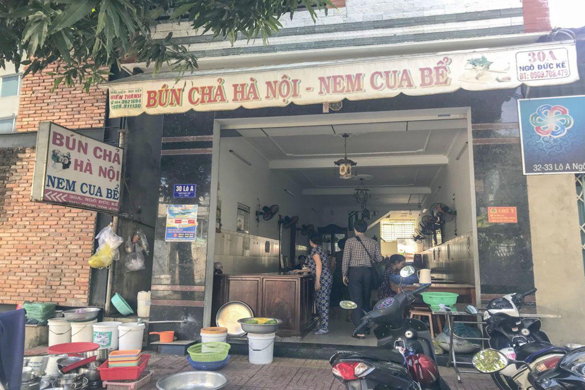 Quán bún chả Hà Nội