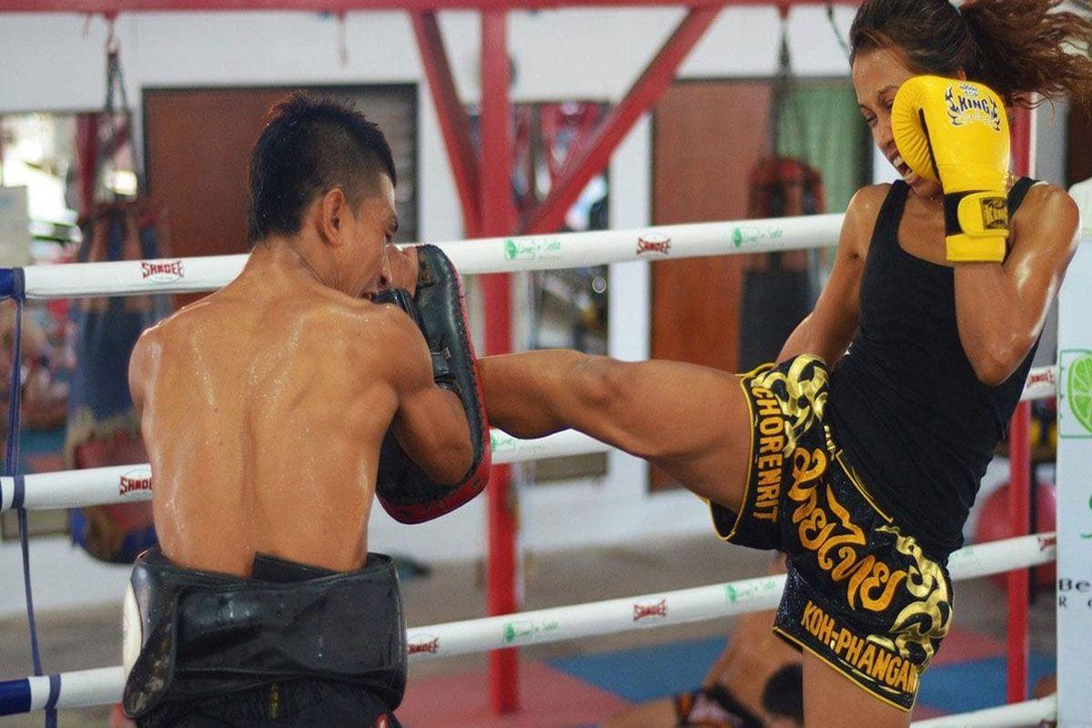 Môn thể thao Muay Thái