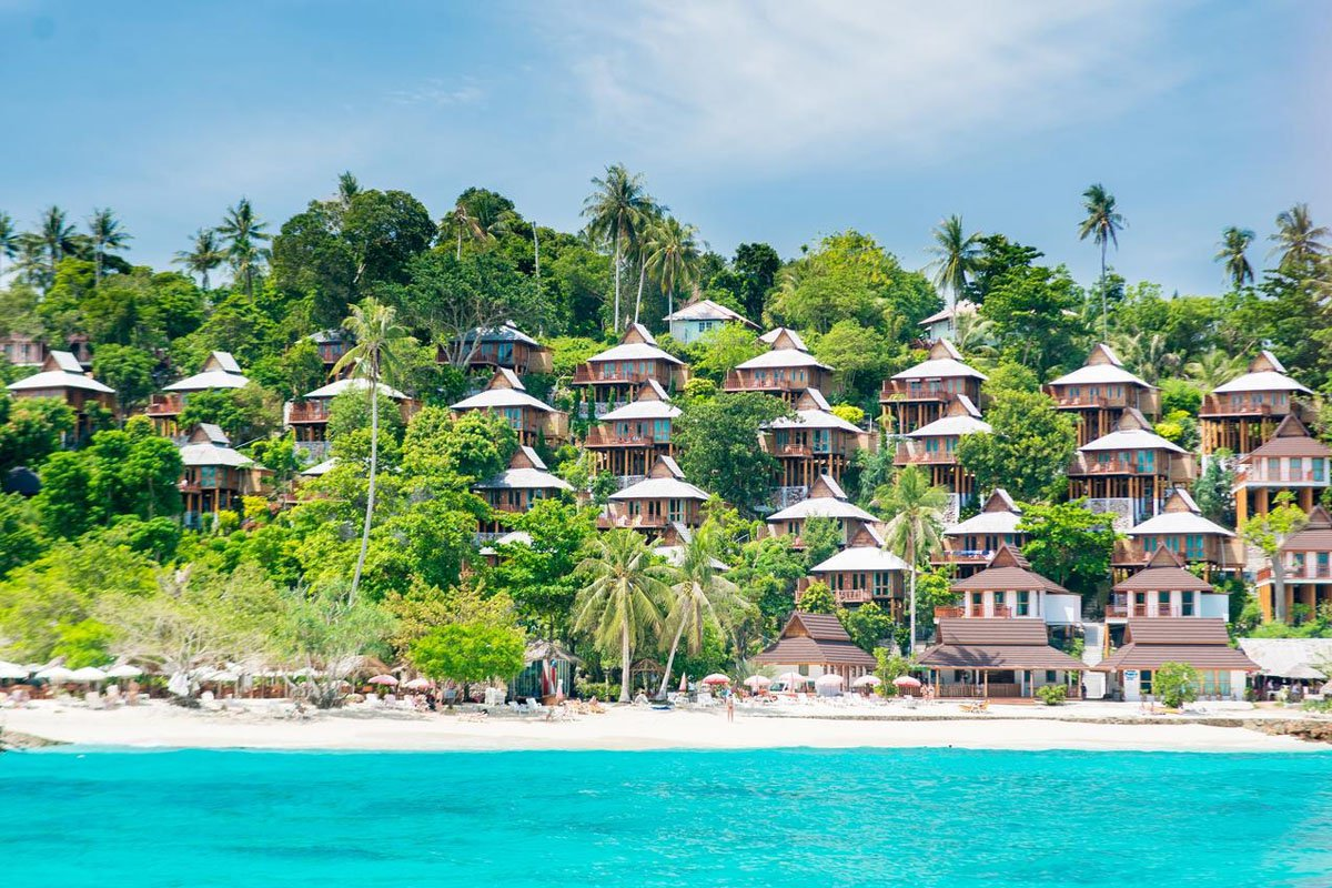 Khách sạn tại Koh Phi Phi