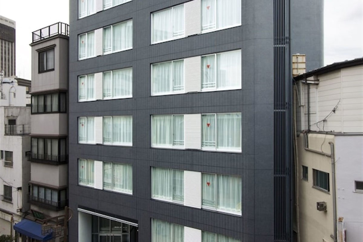 Residential Hotel B:CONTE