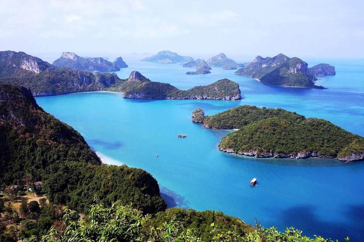 Công viên Angthong National Marine