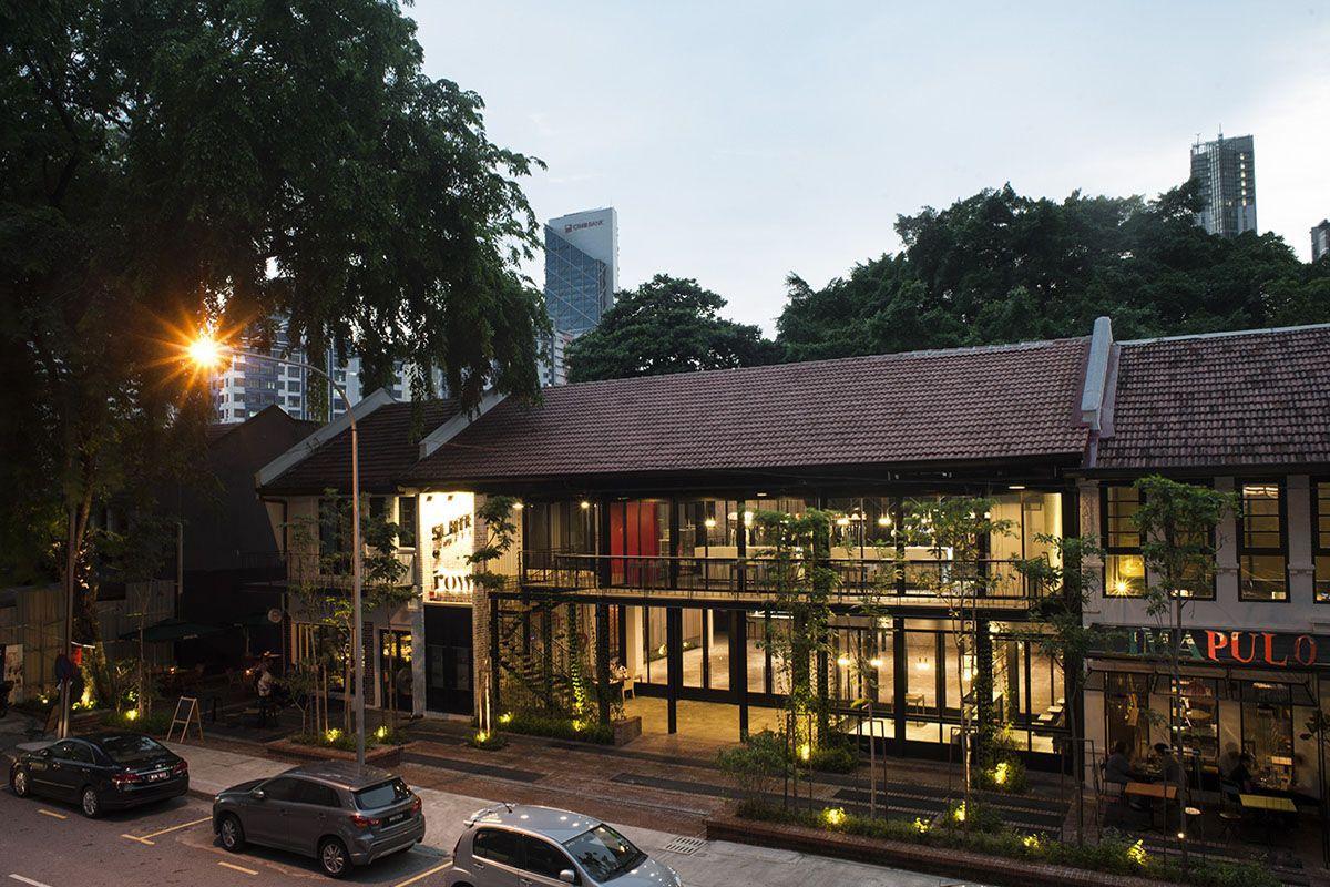 The Row Kuala Lumpur
