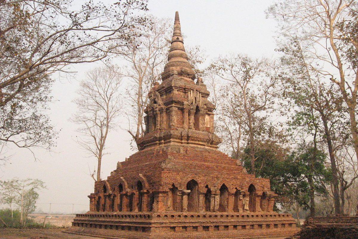 Di tích lịch sử Wat Pa Sak
