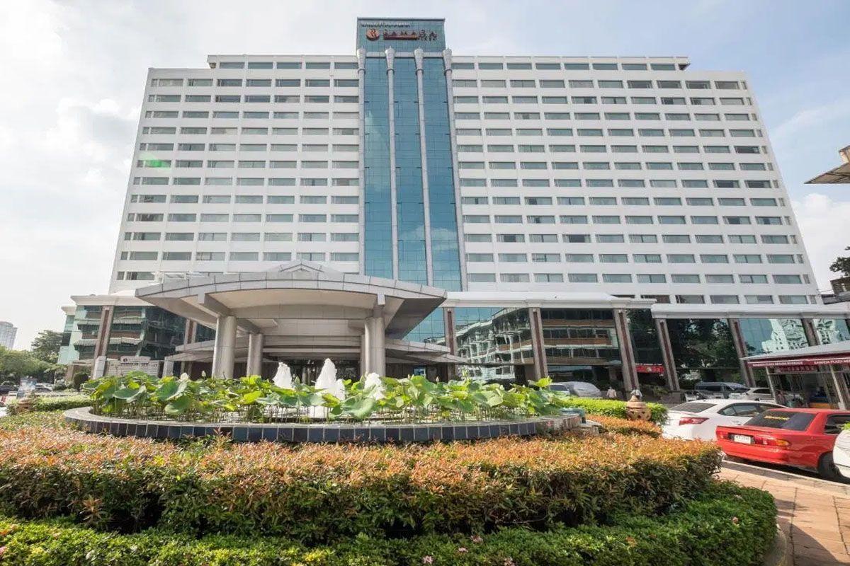 Khách sạn trung tâm thương mại Singapore
