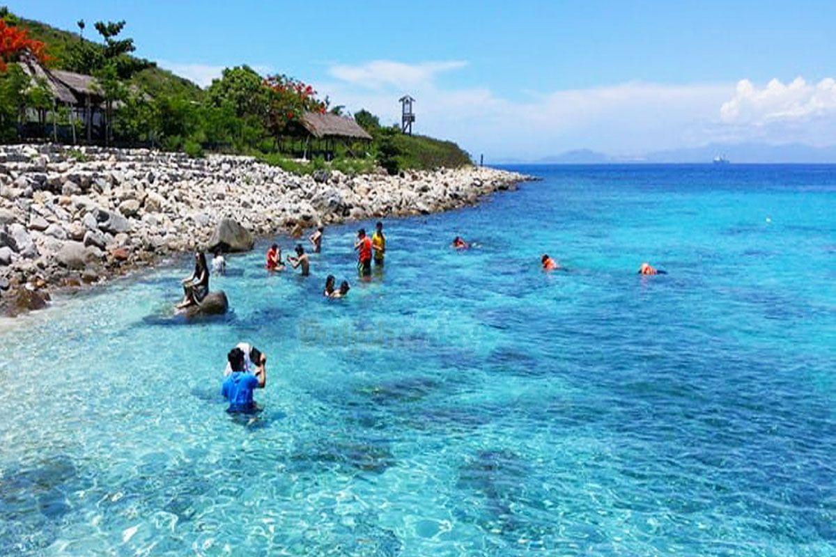 Bãi biển Hòn Mun