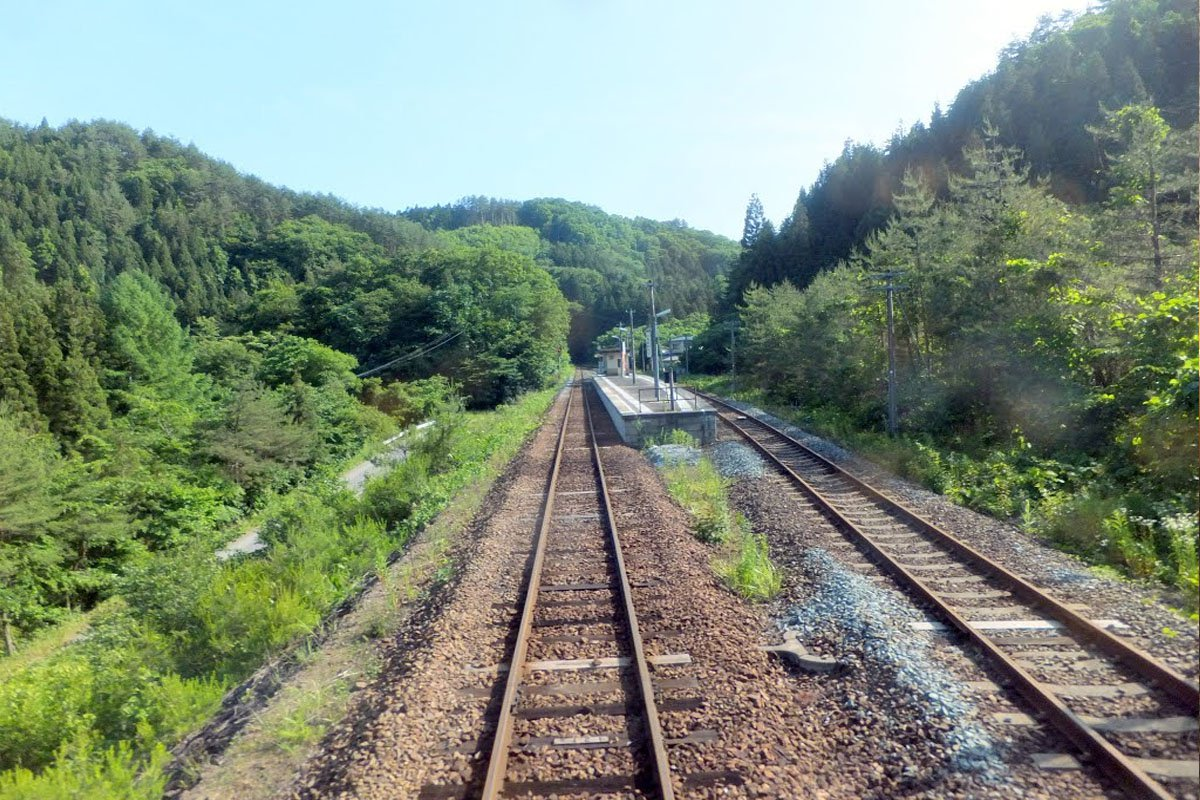 Tuyến đường sắt Kita Riasu