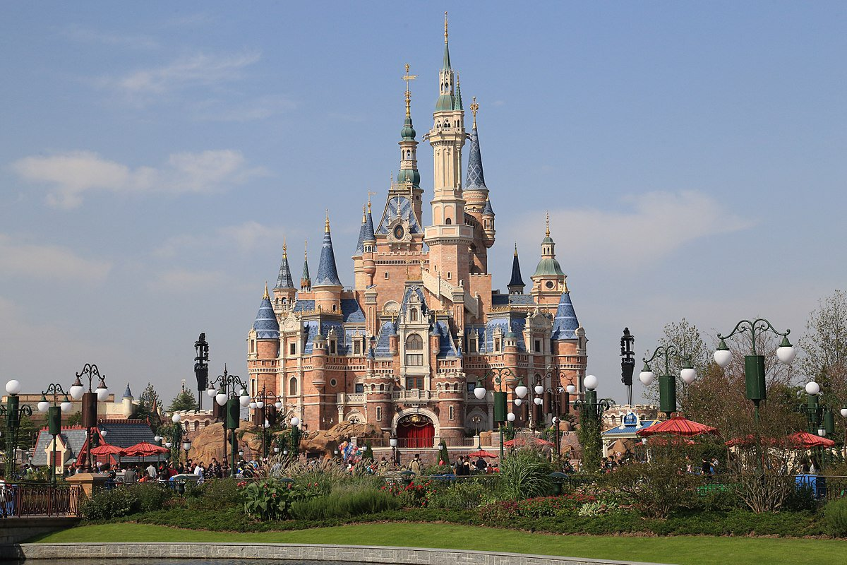 Công viên Disneyland Thượng Hải