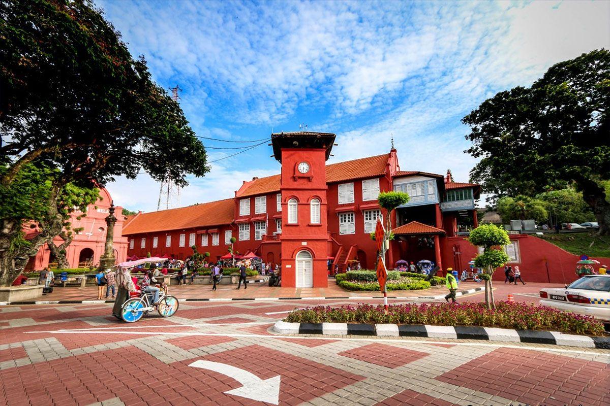Thị trấn Melaka