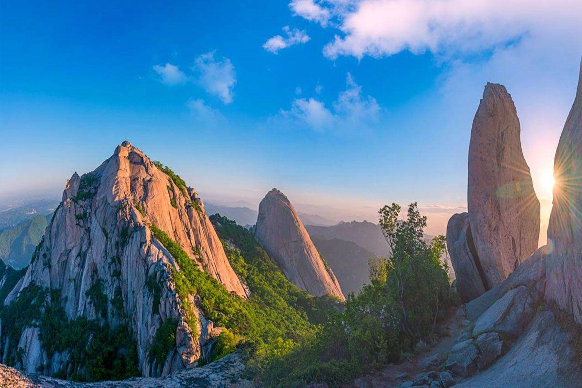 Công viên quốc gia Bukhansan