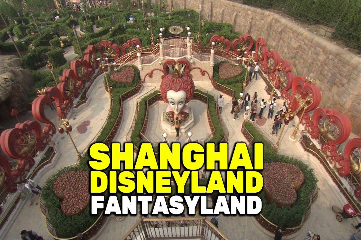 Fantasyland (Vùng đất tuyệt vời)