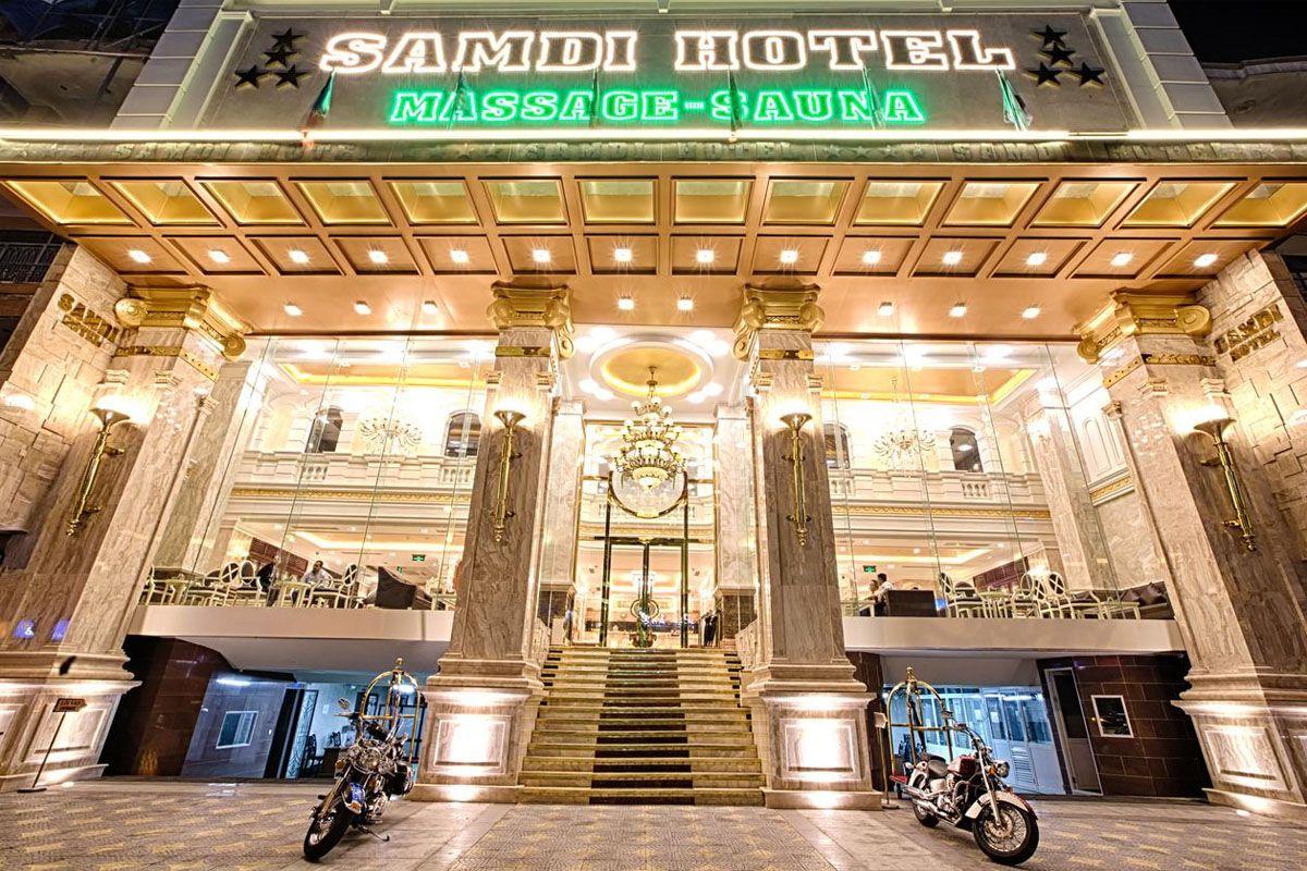 Khách sạn 4 sao Samdi