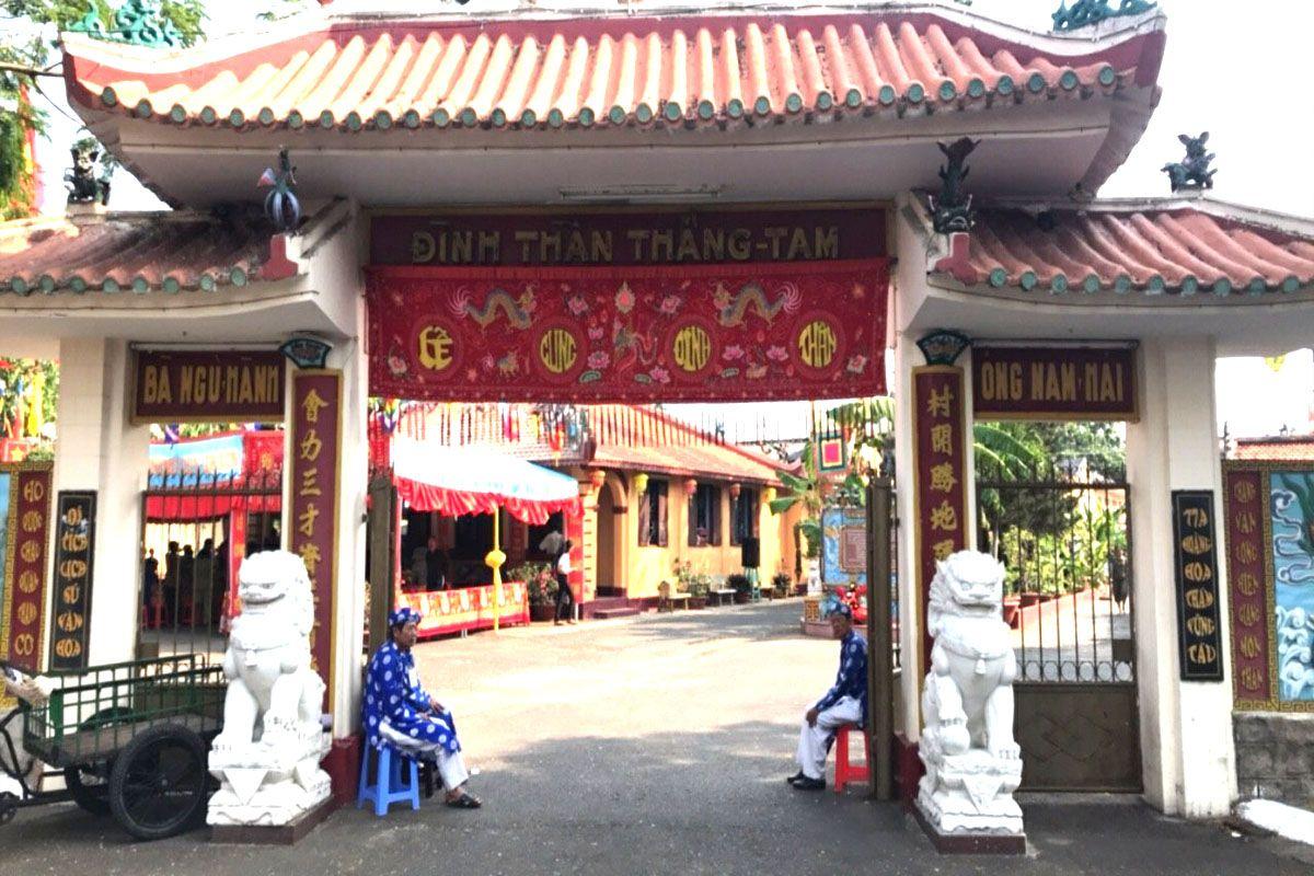 Lễ hội Đình Thần Thắng Tam