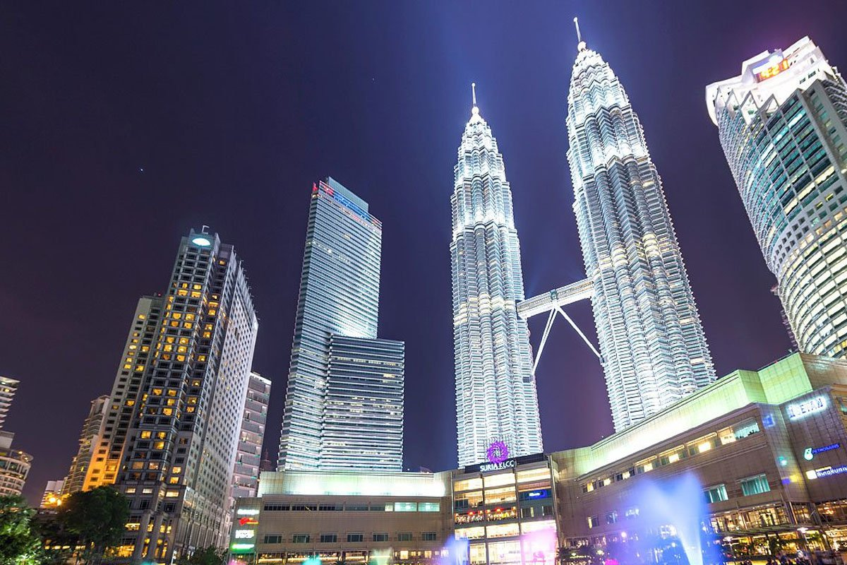 Chiêm ngưỡng Tháp đôi Petronas
