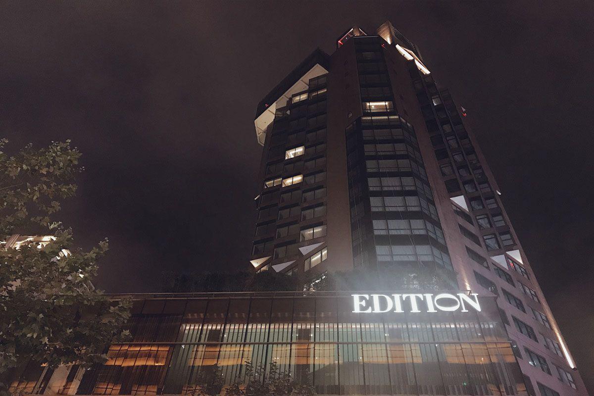 The Shanghai EDITION