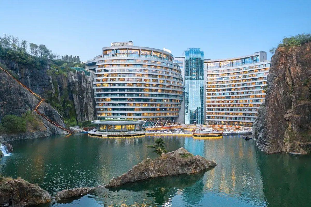 Thượng Hải có nhiều công trình kiến trúc độc đáo