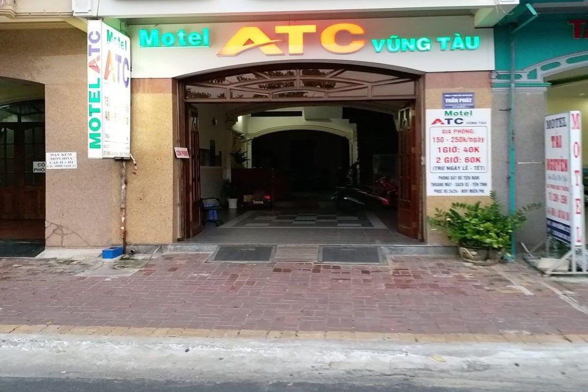 Nhà nghỉ ATC Vũng Tàu