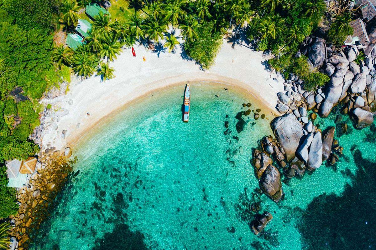Bãi biển Koh Phangan