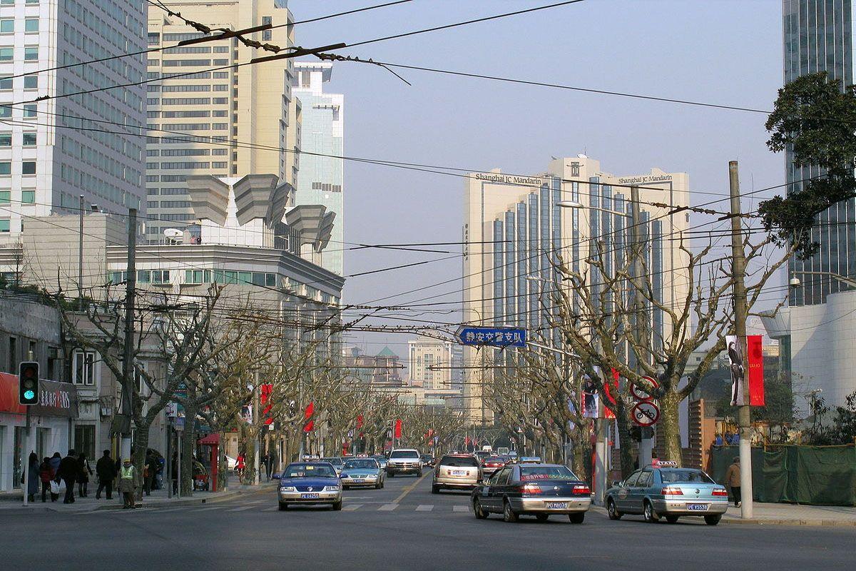 Champs Elysees của Thượng Hải
