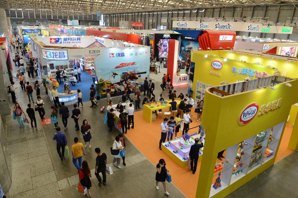 Hội chợ giáo dục mầm non China toy Expo Thượng Hải