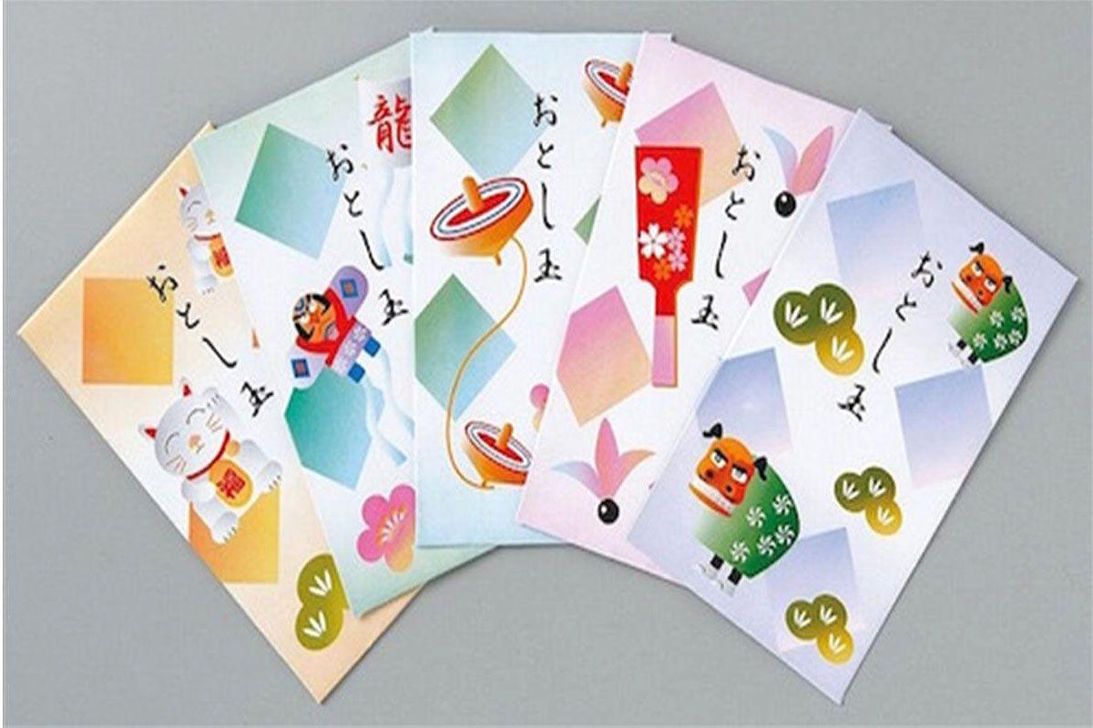 Tiền lì xì năm mới - Otoshidama (お 年 玉)