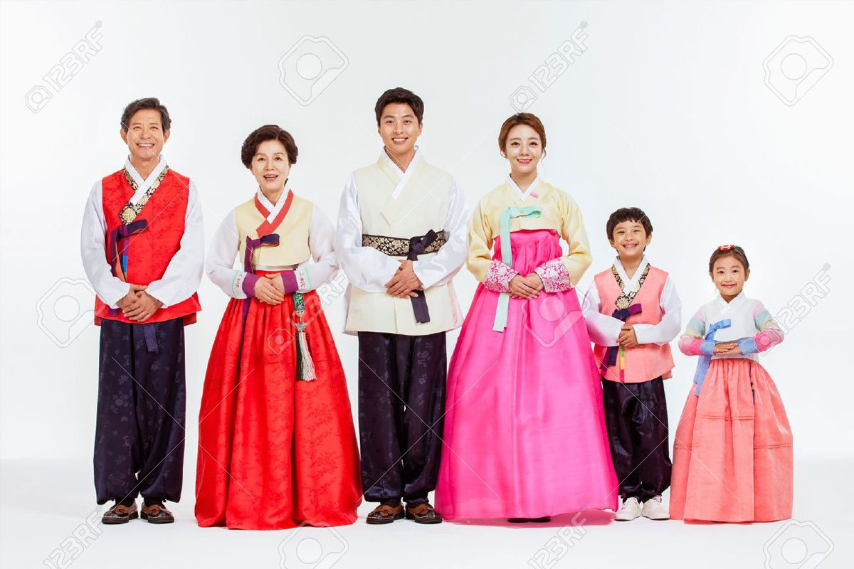 Thử một lần mặc trang phục truyền thống của Hàn Quốc
