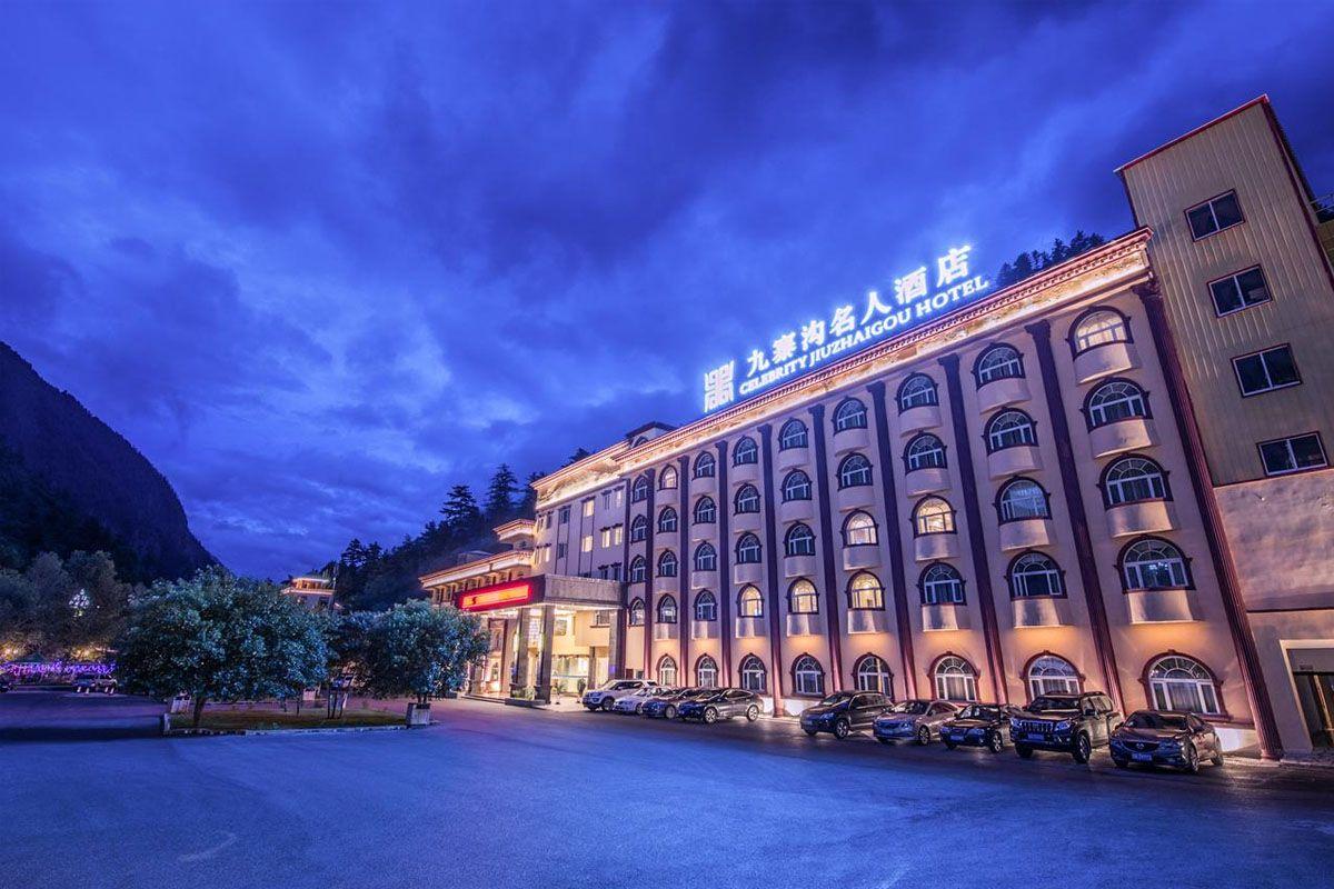 Khách sạn, nhà nghỉ ở Cửu Trại Câu