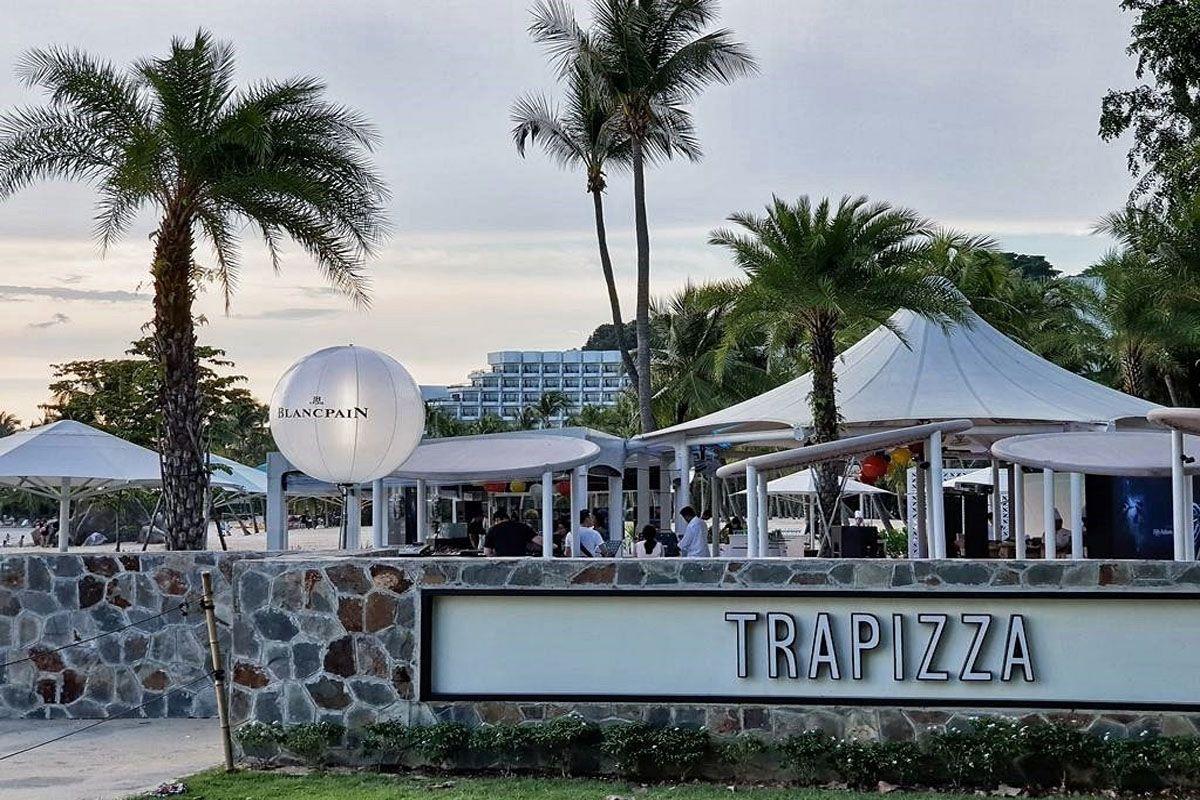 Trapizza