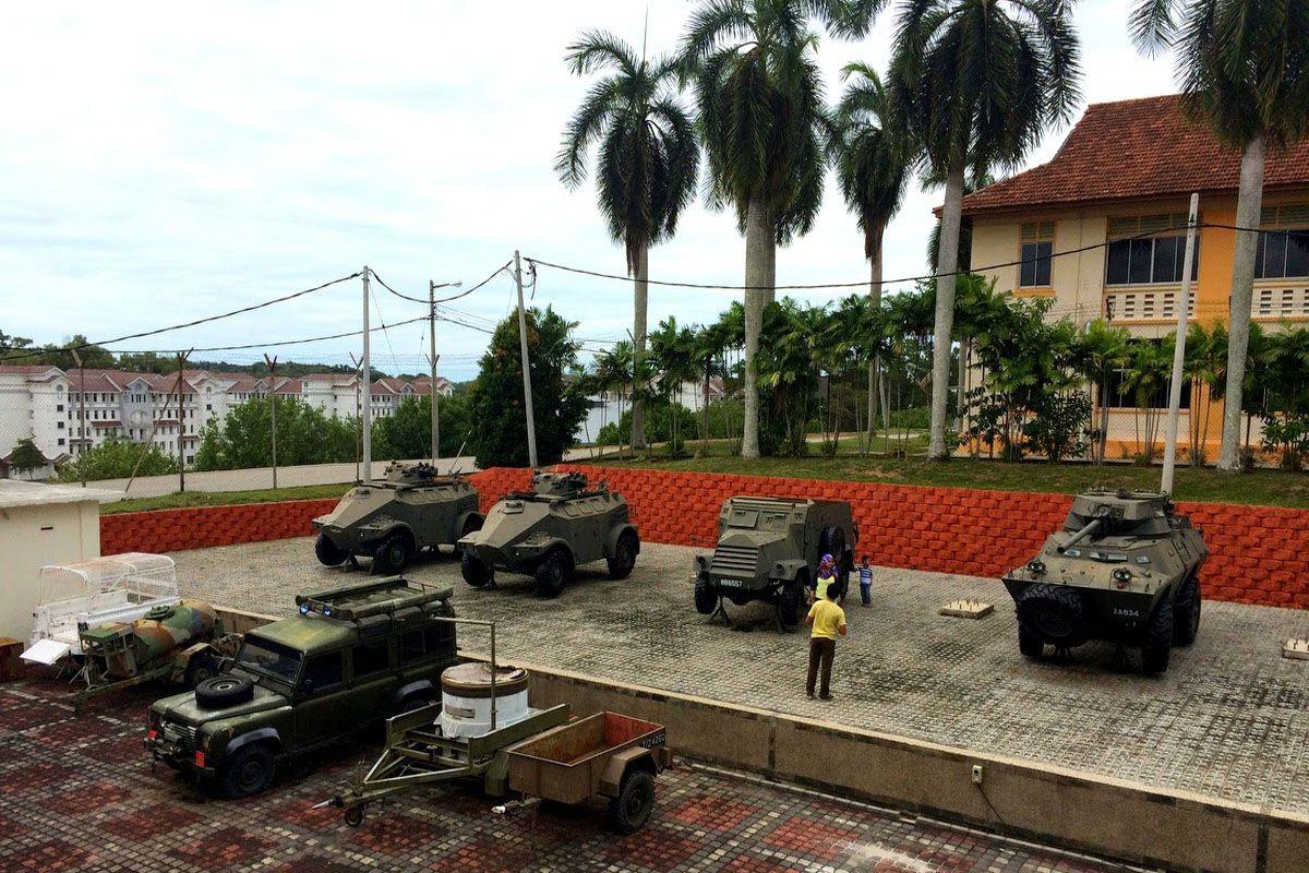 Bảo tàng quân đội Cảng Dickson