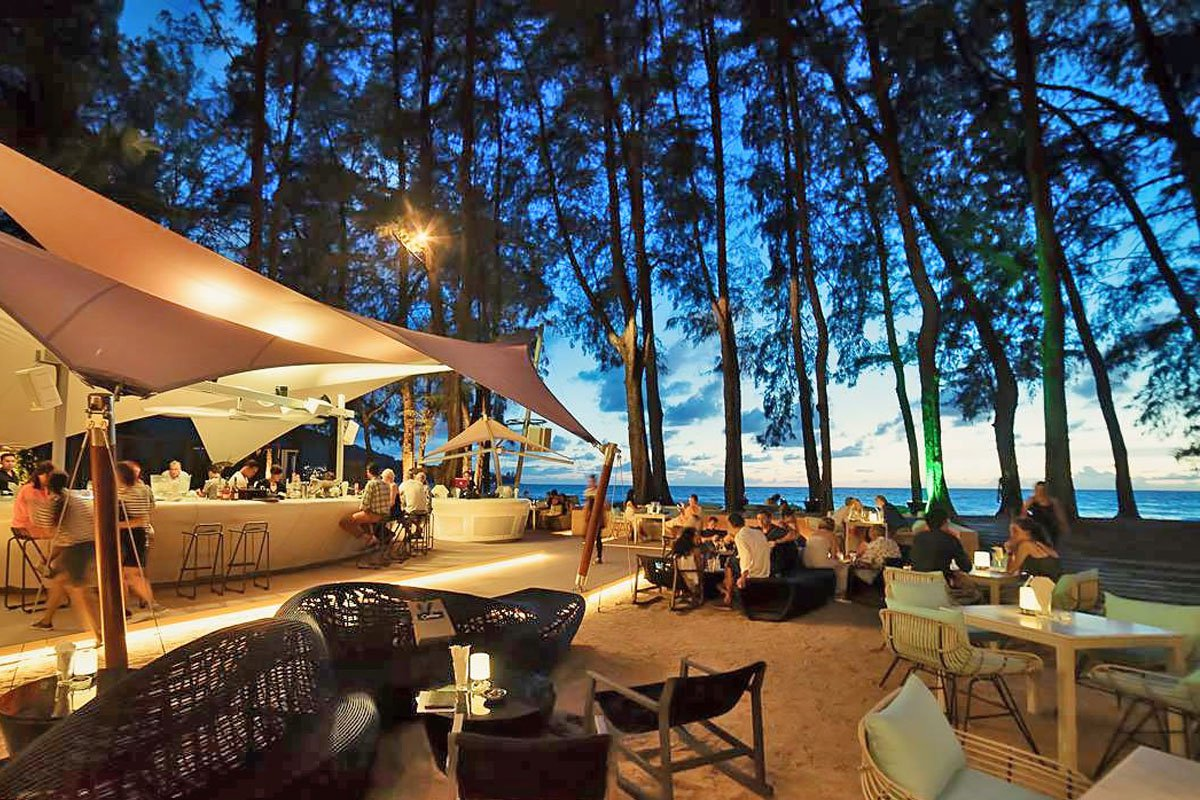 HQ Beach Lounge