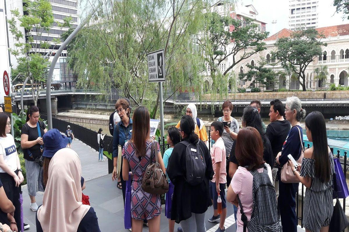 Tham gia vào những tour đi bộ khám phá Kuala Lumpur miễn phí