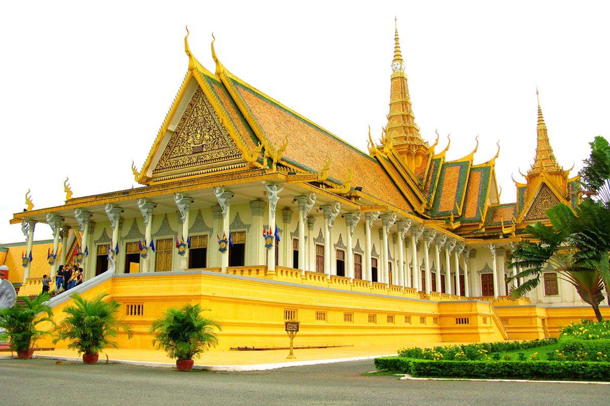 Kiến trúc Khmer đặc trưng