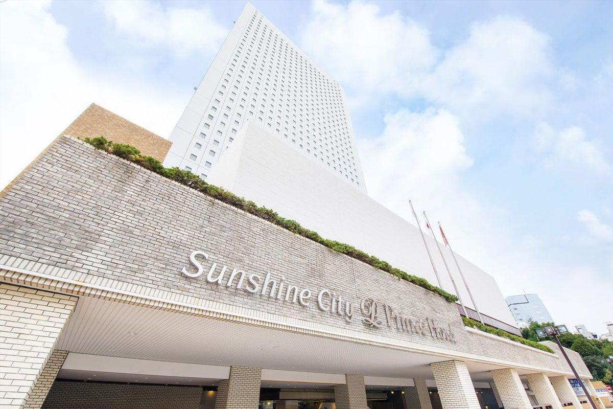 Sunshine City Prince Hotel