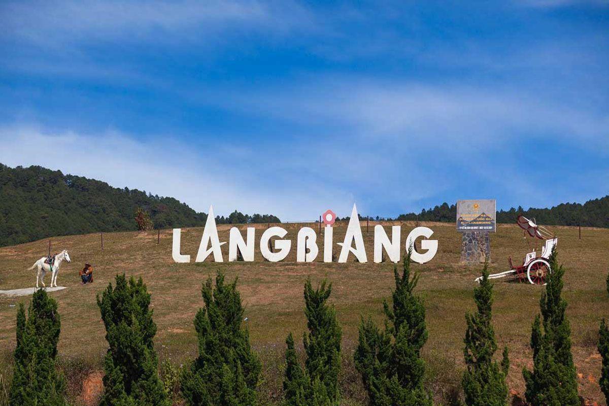 Cao nguyên LangBiang