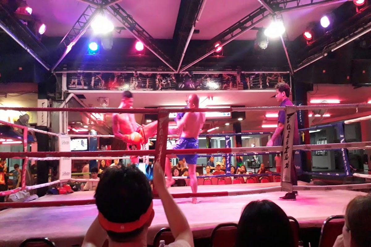 Chương trình Muay Thái