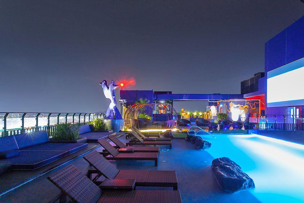 The Roof Sky Bar & Restaurant Pattaya