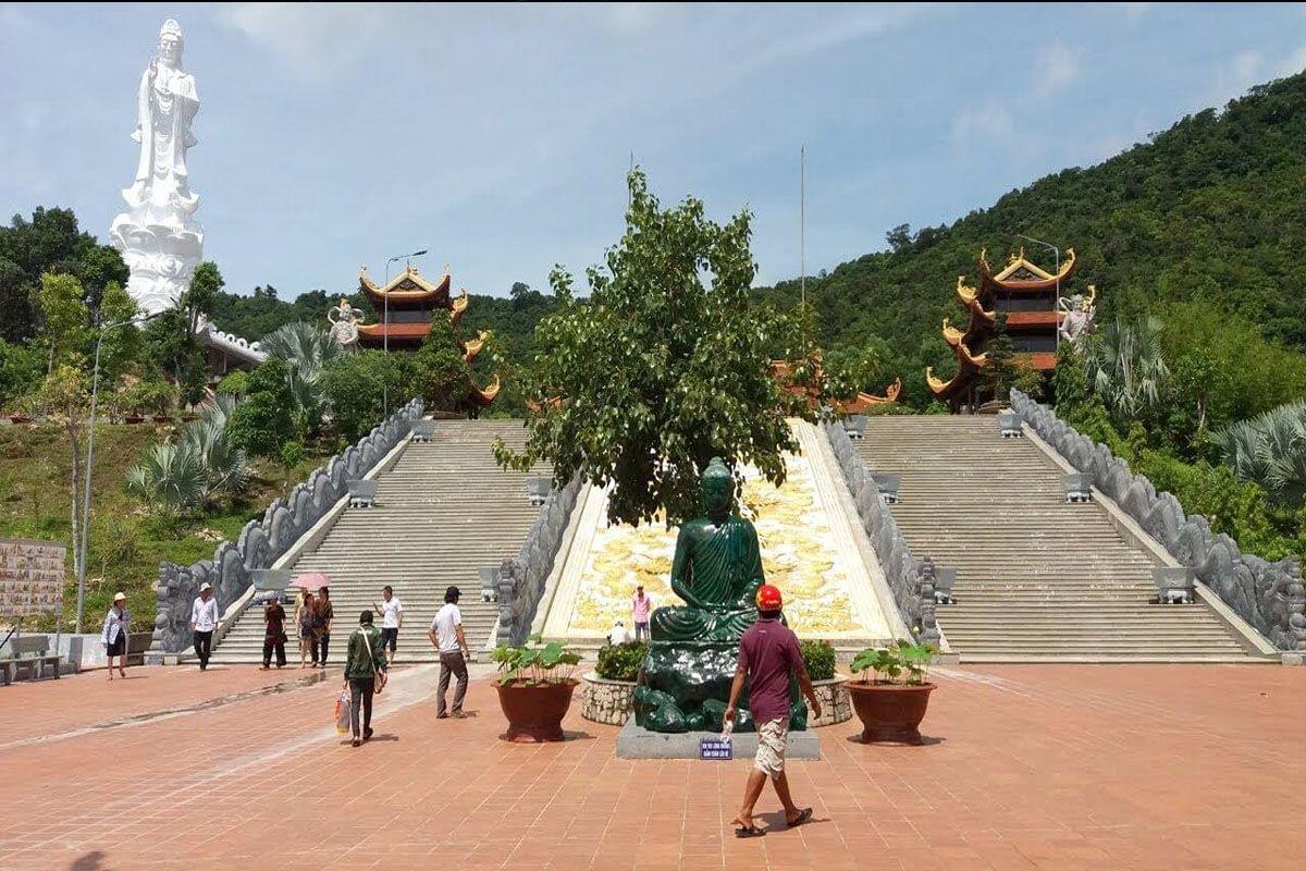 Kiến trúc của chùa Hộ Quốc