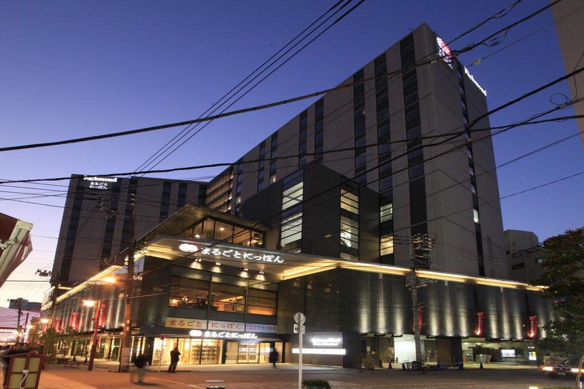 Khách sạn cao cấp quốc tế Richmond Asakusa