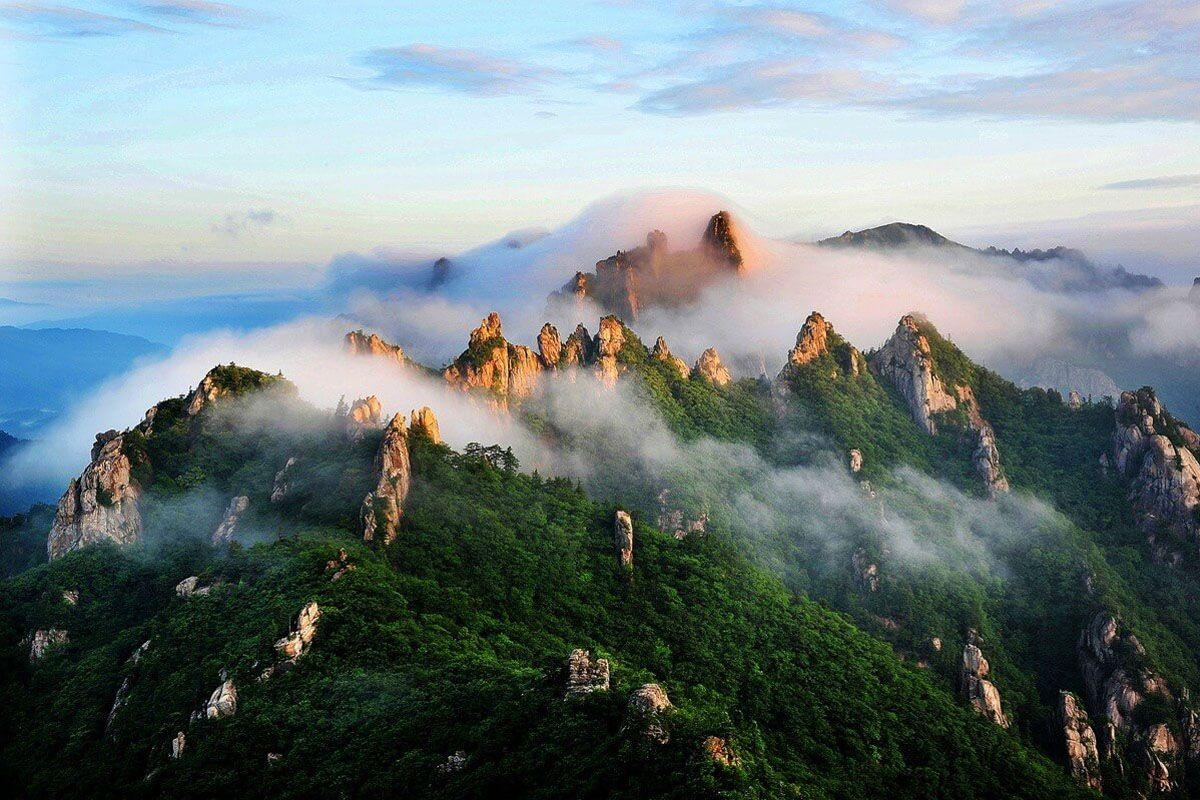 Công viên quốc gia Seoraksan