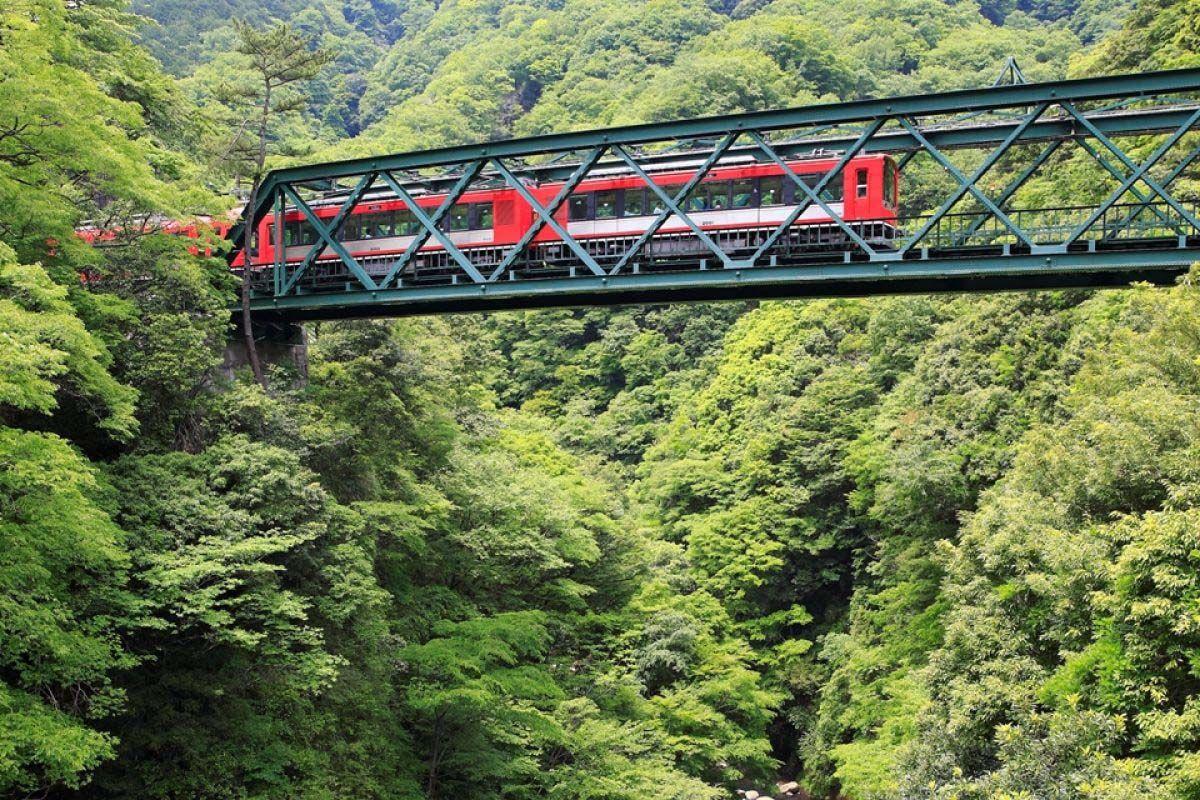 Tuyến đường sắt Tozan